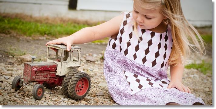 Antiproportionale Dreisatzaufgabe aus der Landwirtschaft